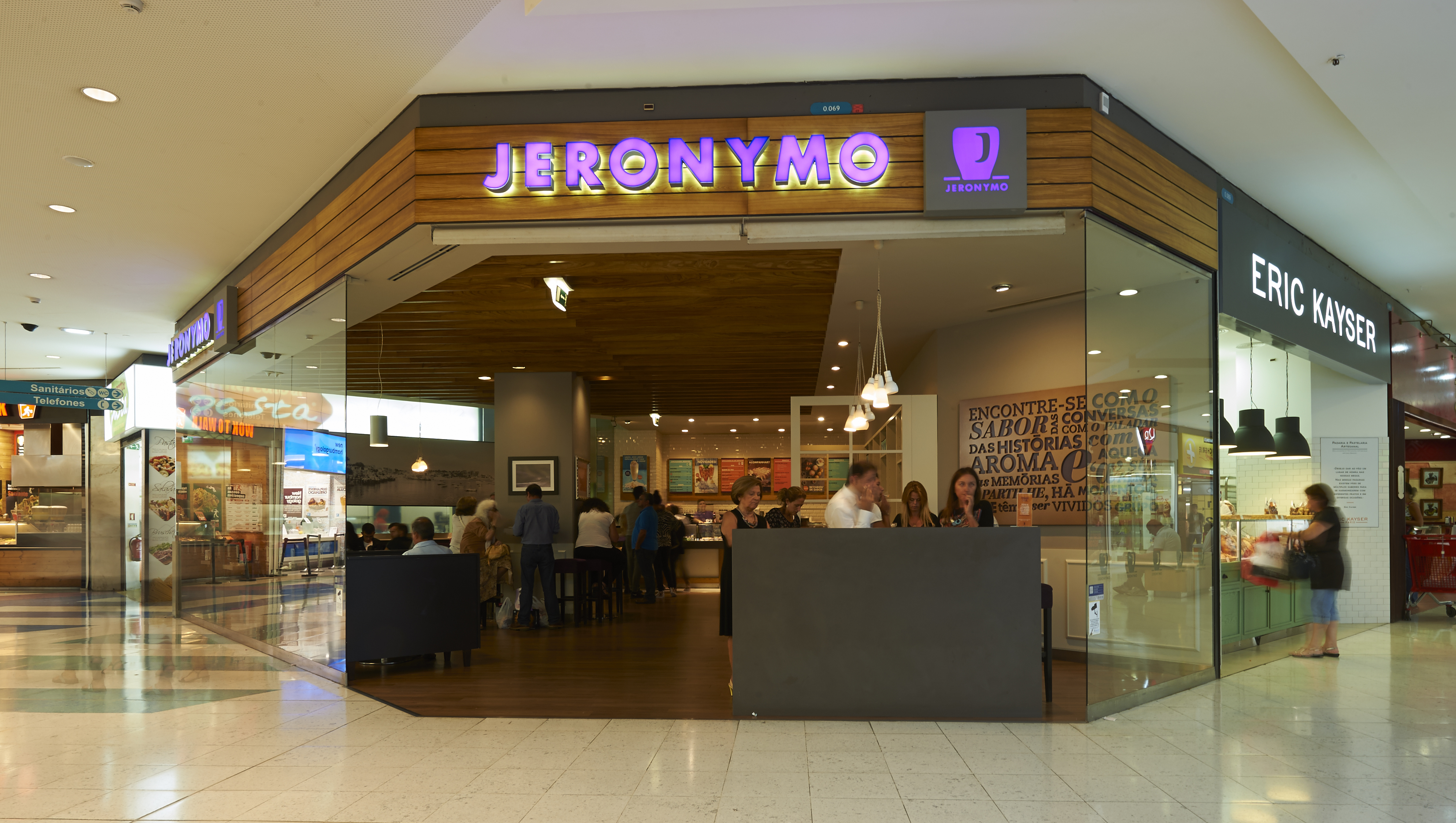 Jeronymo Cascais Shopping